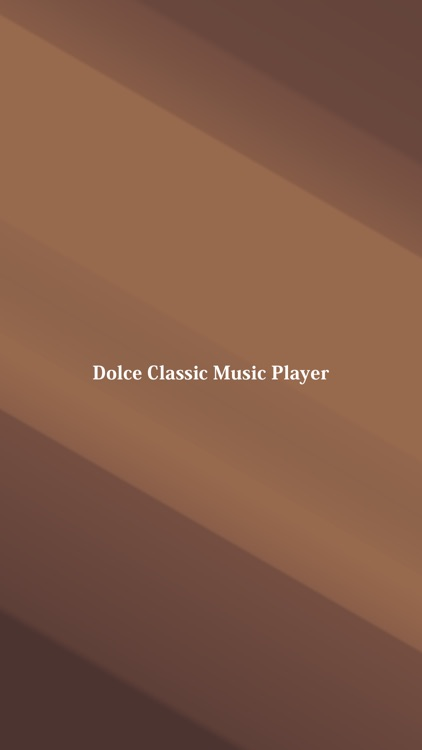 Dolce Classic Music Player screenshot-0