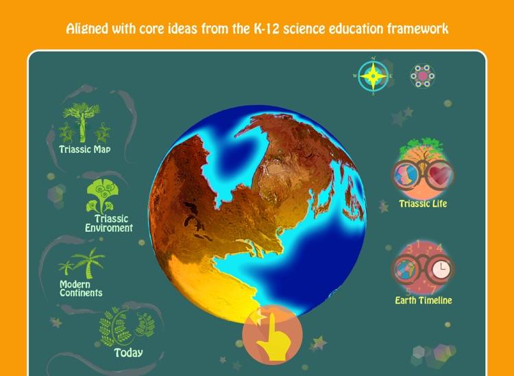 Triassic Era: 3D Dinosaur & Earth Science for Kids screenshot-4
