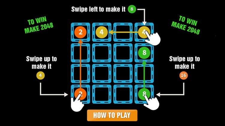 2048  Best Puzzle Game screenshot-4