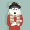 Human to dog translator Husky communicator