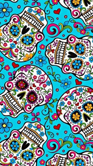 Sugar Skulls Wallpapers On The App Store