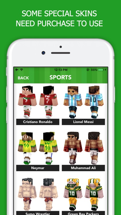 Boy Skins for Minecraft PE PC: MCPE Skin for Boys screenshot-4
