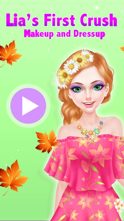 Lia's First Crush Makeup and Dressup