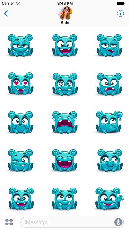 Cute Kawaii Emoji