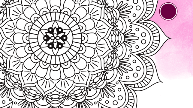 Colouring Line Coloring Book For Adults And Kids On The App Store