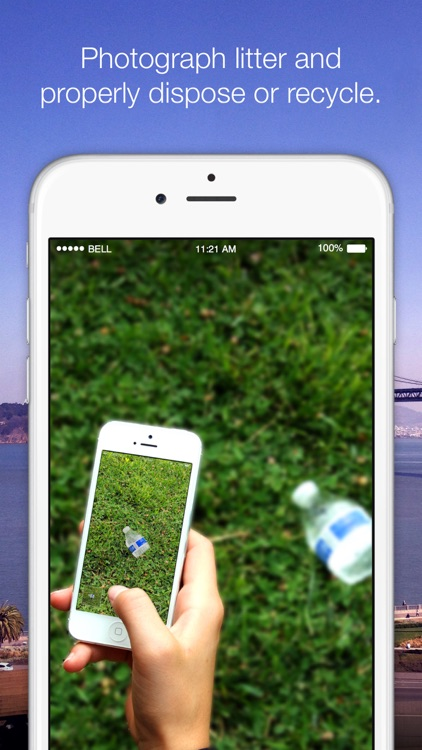 Litterati - Crowdsource Cleaning the Planet