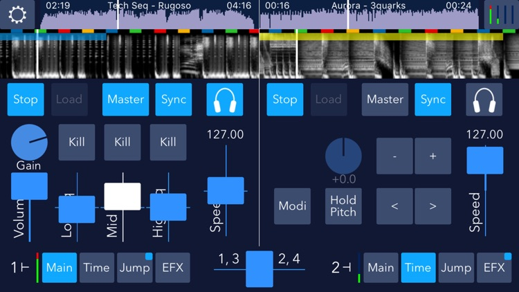 DJDJ Mixing App