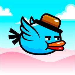 Baby Bird: a classic adventure game.