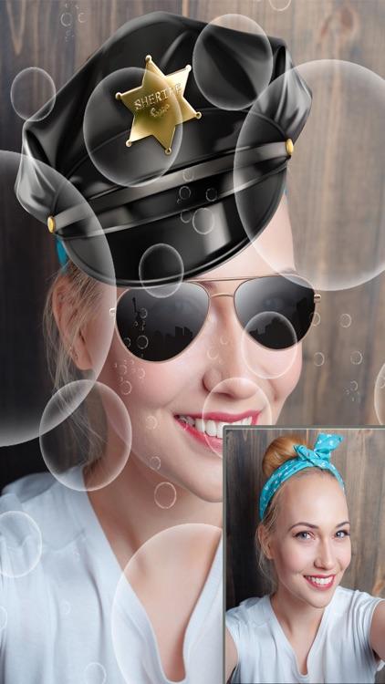 Sticker carnival face filters - Pro screenshot-4