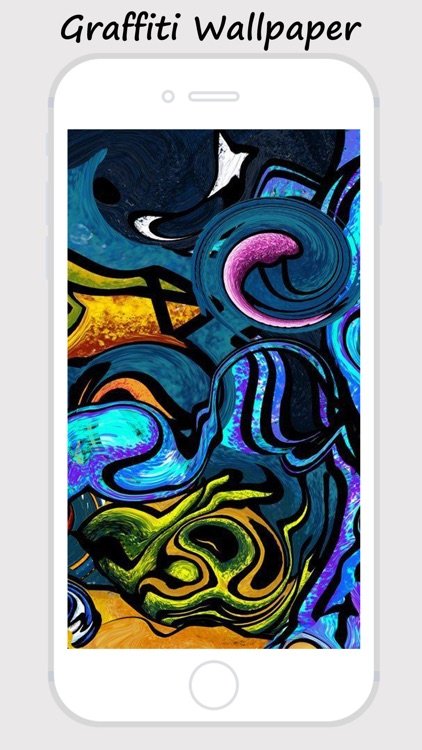 Graffiti Walls -Custom Home/Lock Screen Wallpapers screenshot-3