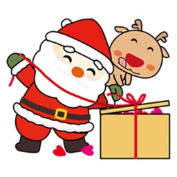 Merry Christmas For Everyone Stickers