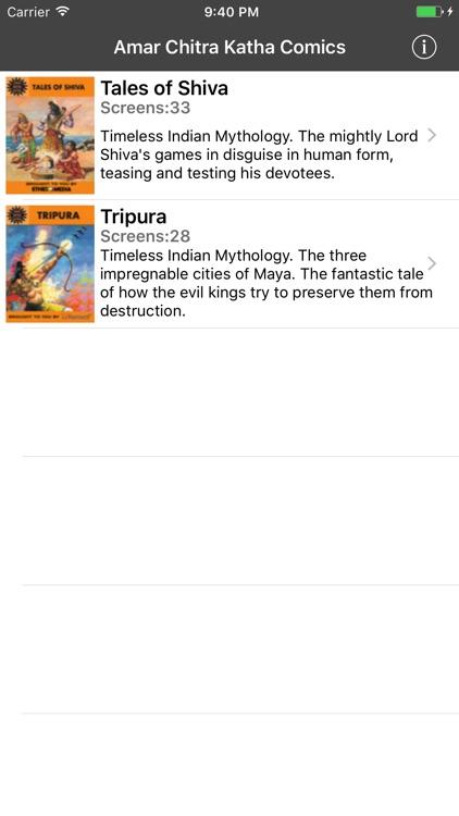 Tales of Shiva, Tripura Digest - Amar Chitra Katha