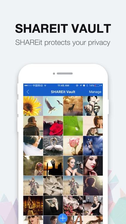 SHAREit - Connect & Transfer screenshot-3