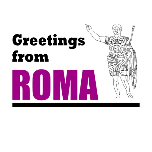 Greetings from Roma