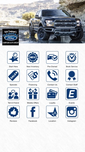 Capital Ford Carson City >> Capital Ford Of Carson City On The App Store