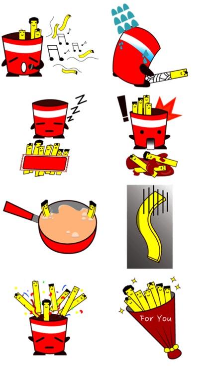 Potato Fries screenshot-3