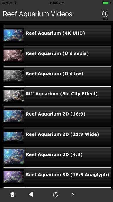 Reef Aquarium 2D/3D freeのおすすめ画像5