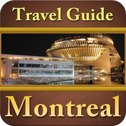 Montreal Offline Map City Guide