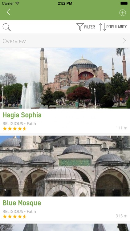 Istanbul Travel Guide (with Offline Maps) - mTrip screenshot-3