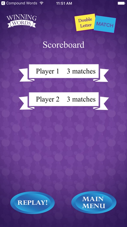 Double Letter Match screenshot-4
