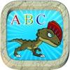Dinosaur ABC Alphabet Learning Games For Kids Free