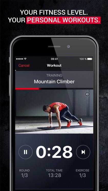 ZANUM - Smart Fitness Training screenshot-0