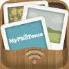 MyPhoTomo(マイフォトモ) iPhone