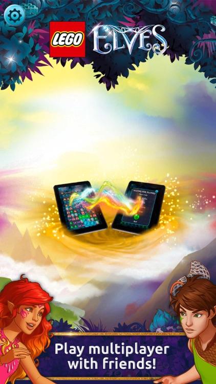 LEGO® Elves Puzzle Game screenshot-4