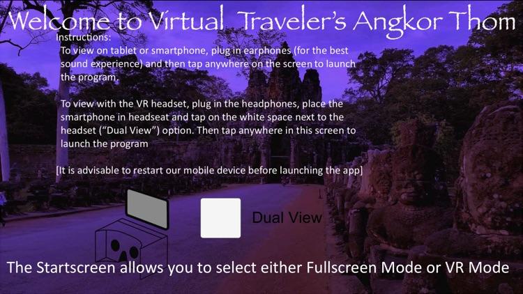 VR Angkor Thom