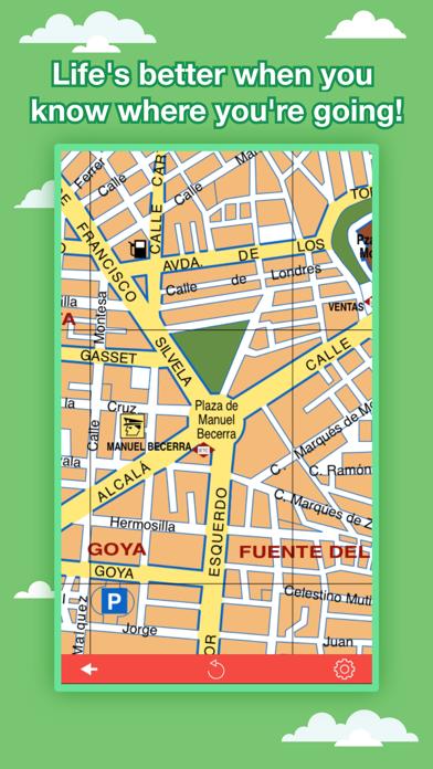 Madrid シティマップス - ニューヨークを MAD を MRT, Bus, Guidesのおすすめ画像5