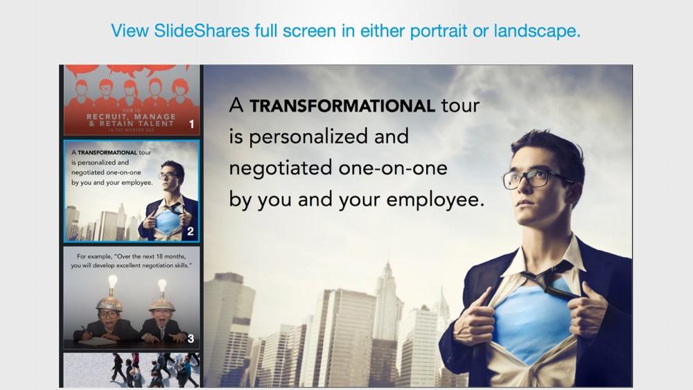LinkedIn SlideShare App for iPhone - Free Download LinkedIn