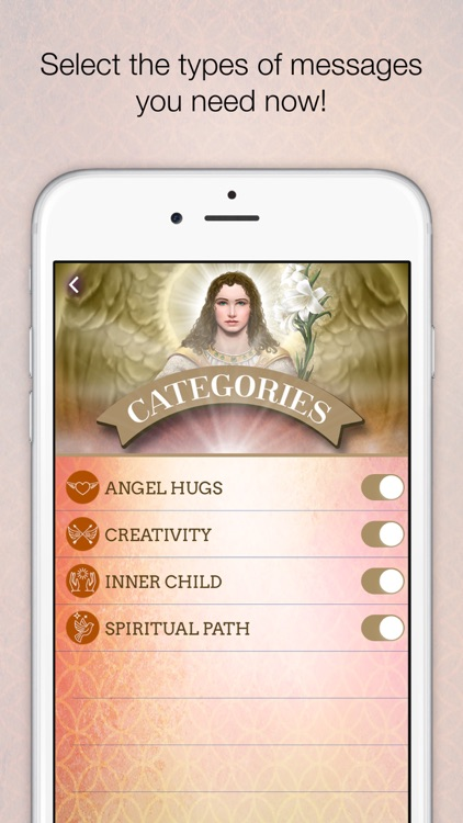 Archangel Gabriel Guidance - Doreen Virtue screenshot-3