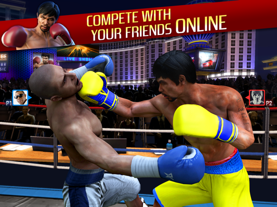 Real Boxing Manny Pacquiao screenshot 10
