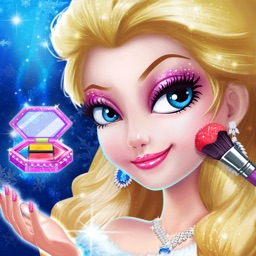 Ice Queen Spa - Girls Makeup & Makeover