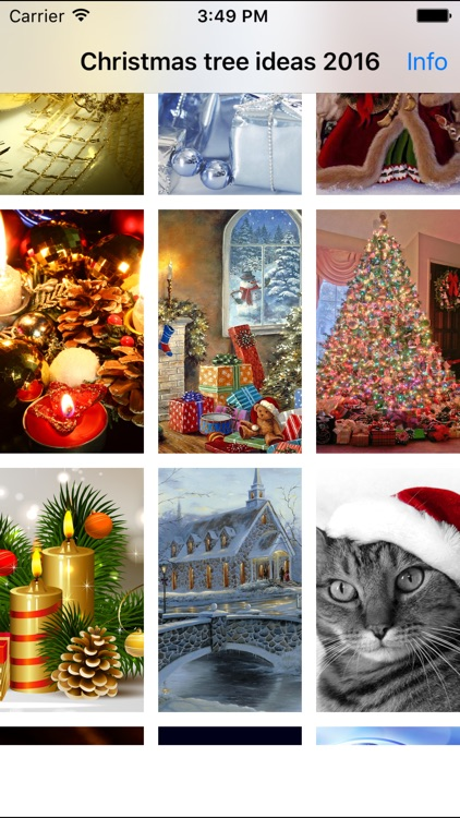 Christmas Tree & Gifts Decoration Ideas 2016 screenshot-3