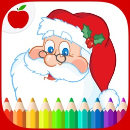 Christmas Coloring - Coloring Book for Kids
