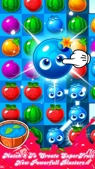 Fruit Match - Puzzle screenshot three