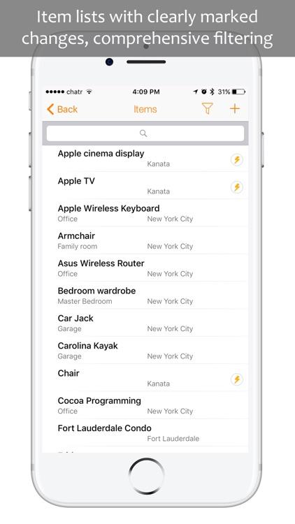 Home Inventory Easy Entry screenshot-4