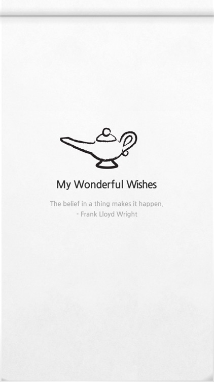 My Wonderful Wishes