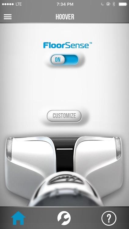 Hoover App