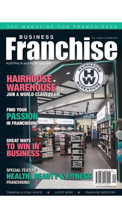 Business Franchise Australia & New Zealand