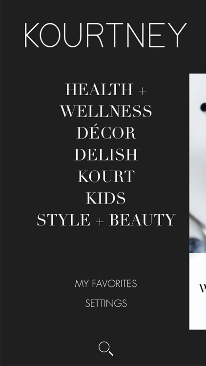 Kourtney Kardashian App screenshot-0