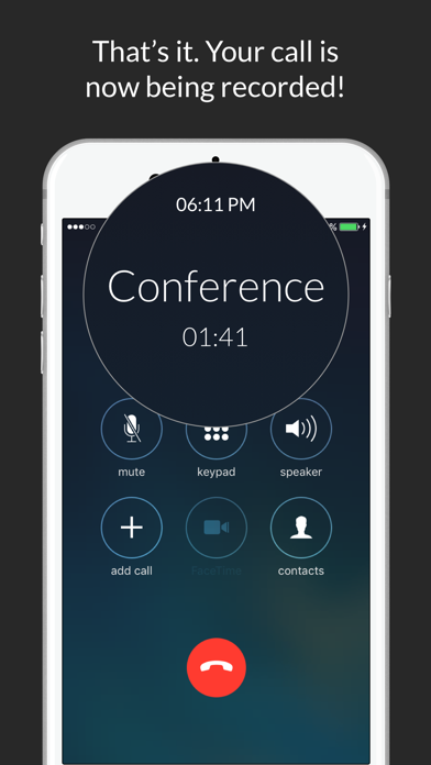 Call Recorder : Record Phone Calls screenshot three