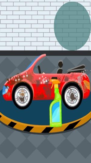 Car Detail Shops Near Me >> Car Cleaning Kids Car Wash Game Di App Store