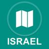 Israel : Offline-GPS-Navigation