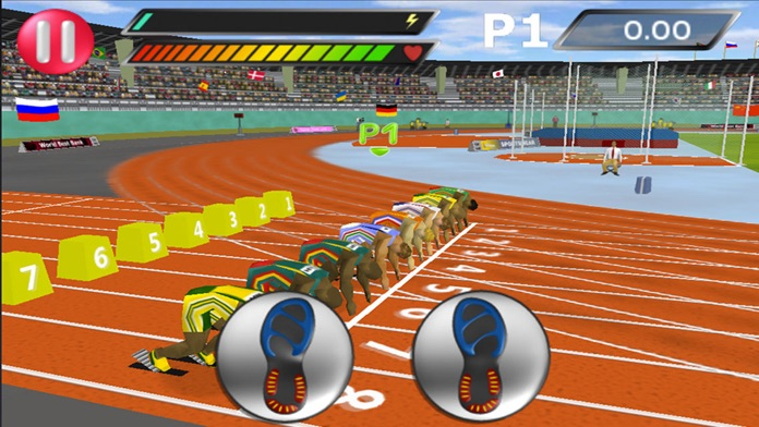 Summer Games 3D Lite Screenshot