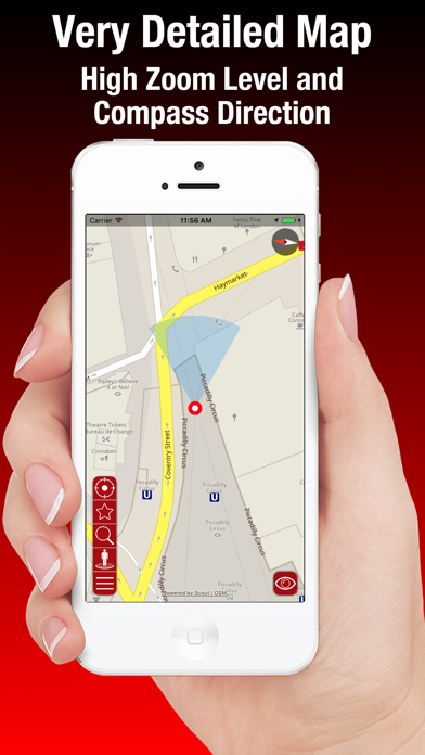Lyon Tourist Guide + Offline Map screenshot two