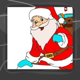 Christmas Coloring Book App