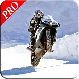 Snow Stunt Bike : 3d Simulation Pro