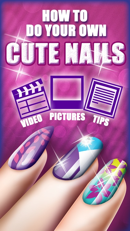 How to do your own Cute Nails 2017 - Free